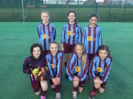 Largymore Girls Football - 3rd Place
