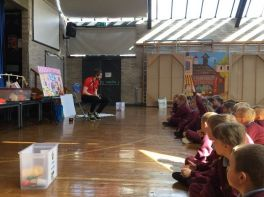 Action Cancer Visits P2!