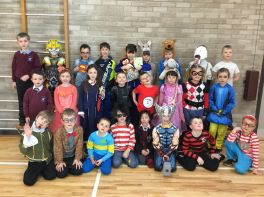 P3 Dressing Up Day