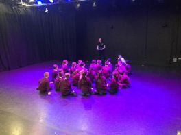 Roald Dahl drama workshop - Island Arts Centre