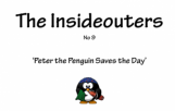 Peter the Penguin Saves the Day! By Andrew Heggarty