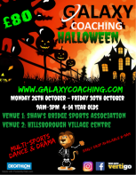 Galaxy Coaching Halloween